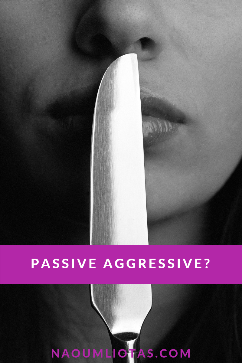 Passive Aggressive Behaviour Explained